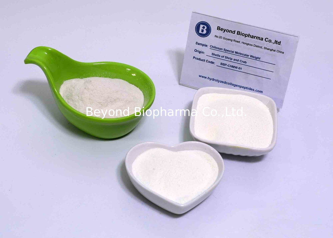 USP38 Low Molecular Weight Chitosan , Water Soluble