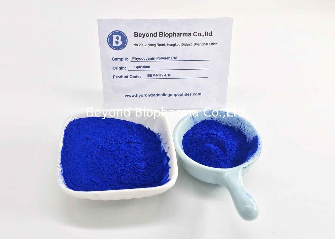 CAS. No.11016-15-2 Phycocyanin Powder From Spirulina As ...