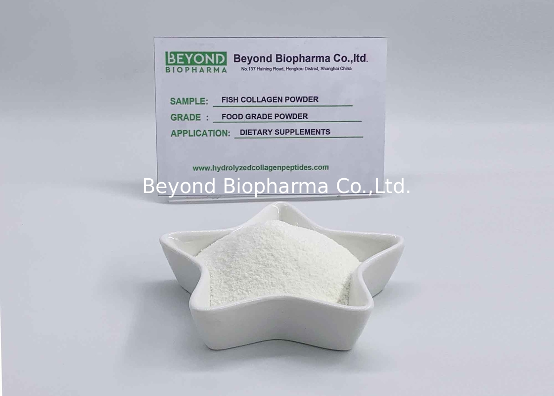 Marine Fish Collagen Powder from Tilapia Fish Scale and ...
