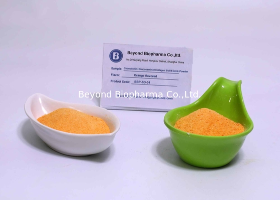 Contract Manufacturing for Orange Flavored Solid Drinks Powder in Sachets