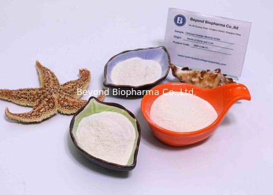 Special Molecular Weight Chitosan Powder For customized Application
