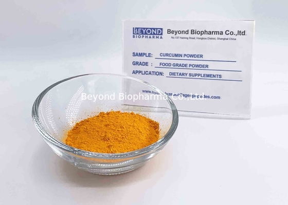 China Natural Turmeric Powder With High Curcumin Content Food Preservative factory