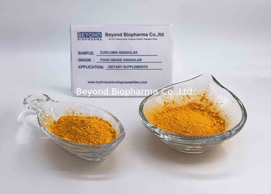 China Organic Turmeric Curcumin Powder With Antiviral , Antimicrobial Function factory