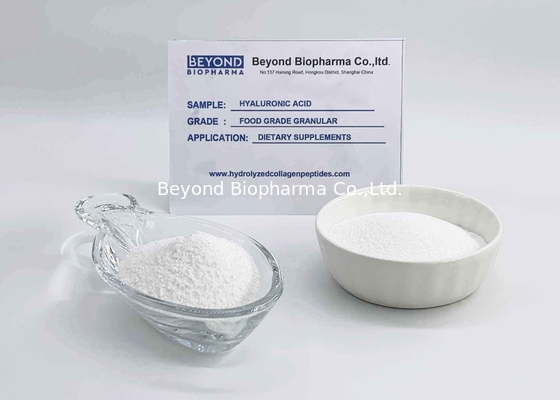 China Multi Functional Sodium Hyaluronate Powder , Hyaluronic Acid Injection factory